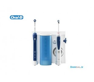 Oral-B - Oxyjet Professional Care