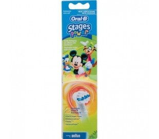 Oral-B - EB10-2K Mickey mouse brush head