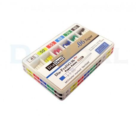 کن کاغذی مدرج DiaDent - ProISO .06