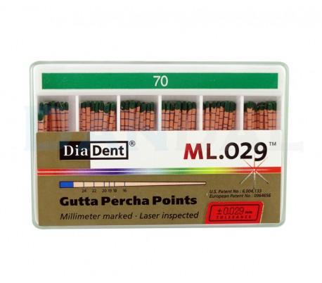 گوتا پرکا DiaDent - Ml.029