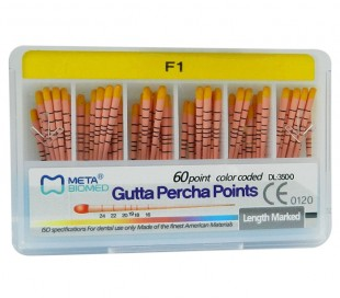 ProTaper Gutta Percha - Meta