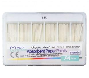 Meta - .04 Taper Paper points