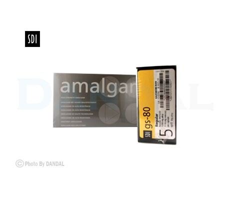 SDI - 5 Spill gs-80 Amalgam