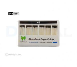 کن کاغذی ساده DiaDent - DentPlus