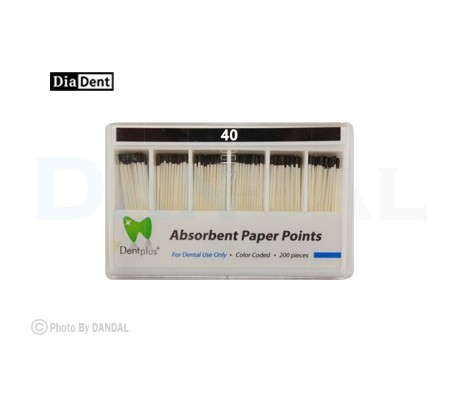 DiaDent - DentPlus Paper points
