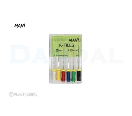 فایل دستی Mani - K