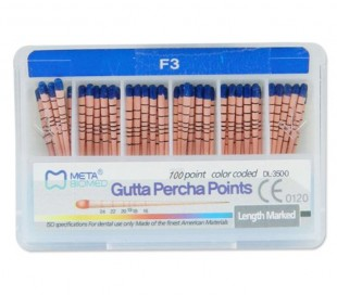 Meta - Length Marked Gutta Percha