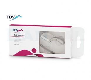 كيت اره و سمباده بين دنداني TDV - Microcut