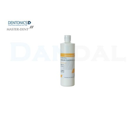 Master Dent - 2% Neutral Sodium Fluoride Gel