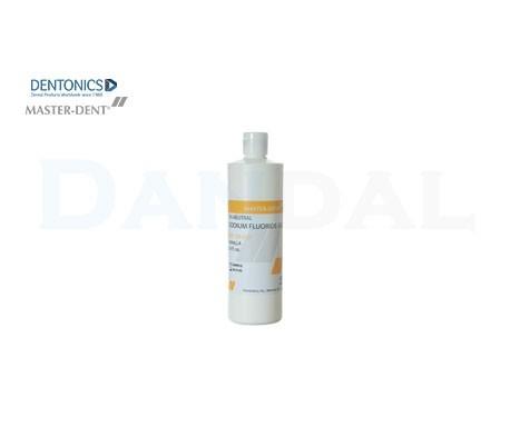 Master Dent - 2% Neutral Sodium Fluoride Gel