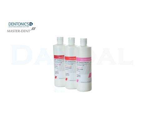 Master Dent - Acidulated Phosphate Fluoride Gel 1.23%