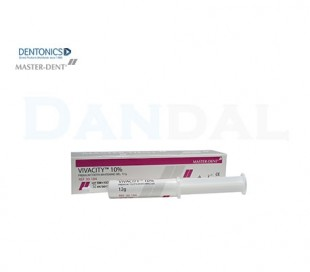 Master Dent - Vivacity Tooth Whitening 10% Carbamide