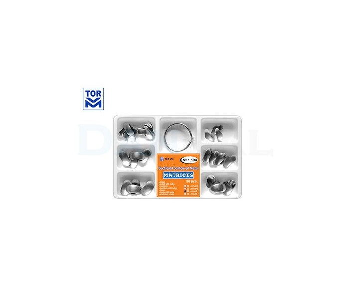 Tor VM - Sectional Contoured Metal (30 pcs)