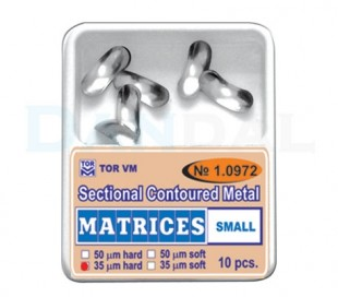 Tor VM - Sectional Contoured Matrices