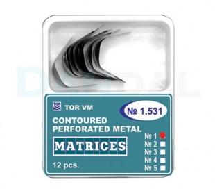 Tor VM - Metal Contoured Perforated Matrices
