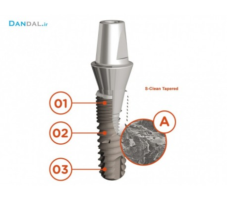 Dentis Implant | ایمپلنت دنتیس