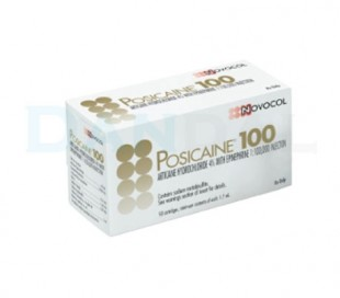 Novocol - Posicaine 100 Anesthetic