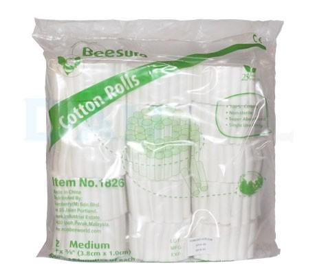 EcoBee - BeeSure Cotton Rolls