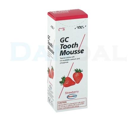خمیر موضعی GC - Tooth Mousse