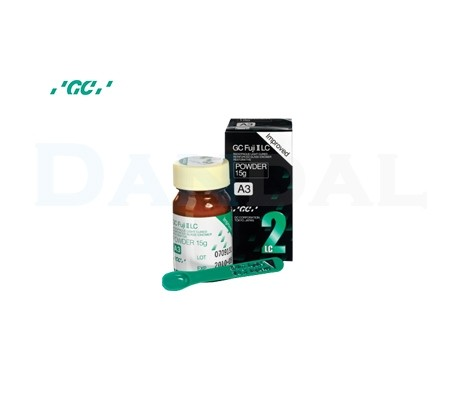 GC - Fuji II LC Glass Ionomer Restorative Powder