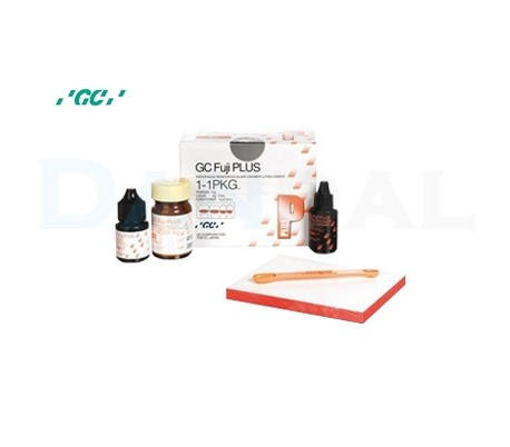 GC - Fuji PLUS Glass Ionomer Luting Cement