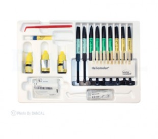 Ivoclar Vivadent - Heliomolar System Pack