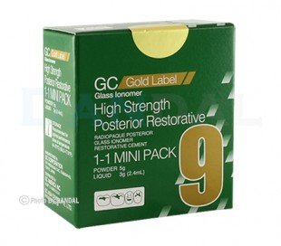 GC - Gold Label Glass Ionomer