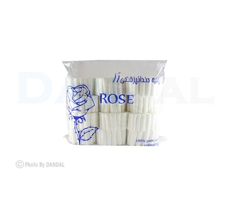 Rose - Cotton Rolls