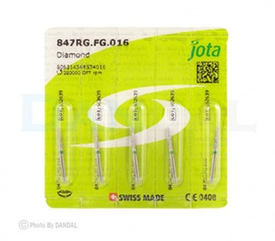 جوتا - فرز الماسی مخروطی لبه گرد
