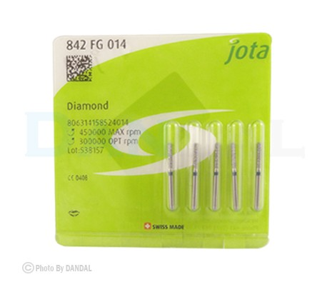 فرز الماسی مدل استوانه ای لبه گرد - Jota