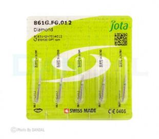 فرز الماسی مدل شعله شمعی - Jota