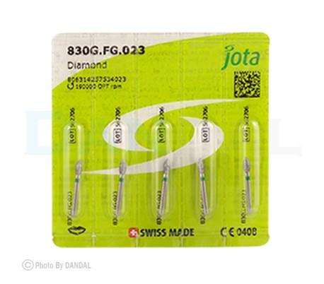 فرز الماسی مدل شعله شمعی پهن - Jota