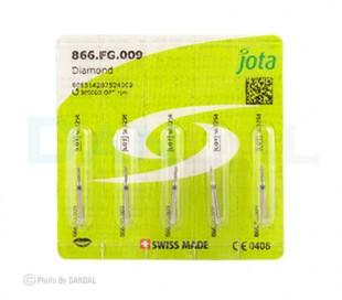 Jota - Diamond Burs - Torpedo Cylindrical