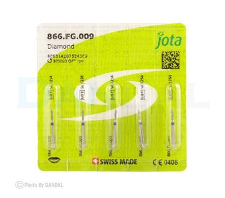 فرز الماسی مدل استوانه ای سر پهن - Jota
