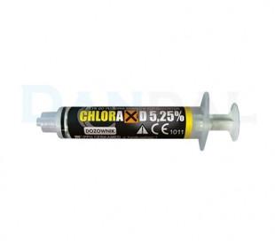 محلول هیپوکلریت سدیم Cerkamed - Chloraxid 5.25%