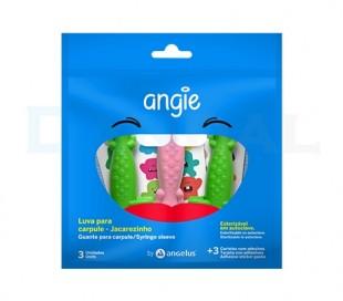 Angelus - Alligator Syringe Sleeve