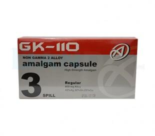 AT&M Biomaterials - 3 Spill GK-110 Amalgam