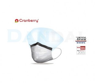 Cranberry - Repel 4-ply Anti-Glare Shield face masks