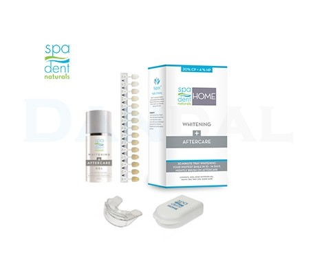 Spa Dent - Non LED Home Whitening kit