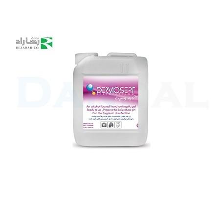 Reza Rad - Dermosept Infection Gel 5Lit