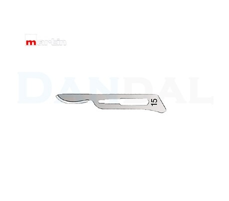 Martin - No. 15 Dental Blade