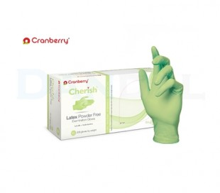 Cranberry - Cherish Latex Powder Free Gloves