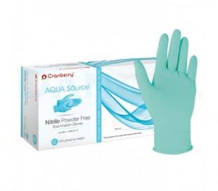 Cranberry - AQUA Nitrile Powder Free Gloves