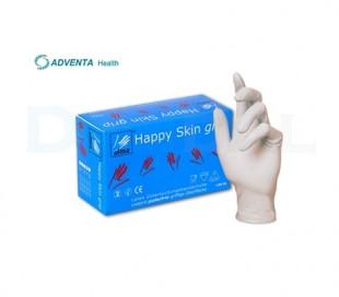 دستکش بدون پودر Adventa - Happy Skin Grip