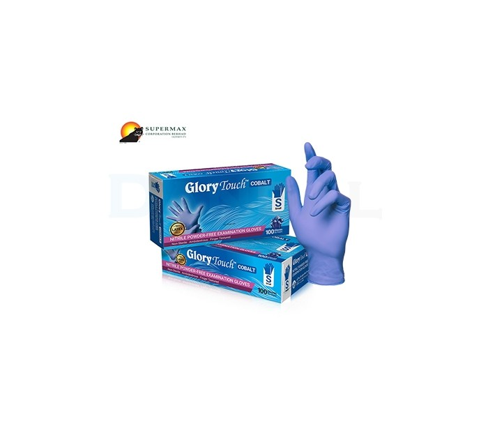 Supermax - Glory Touch PF Examination Gloves