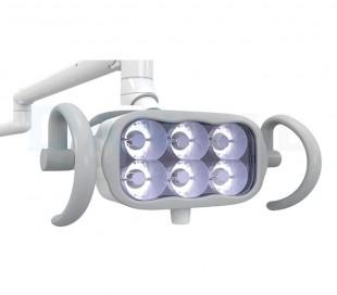 چراغ دندانپزشکی Dentis - Luvis C200