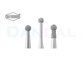 DiaTessin - Diamond Burs - Round