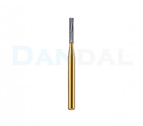 فرز کارباید استوانه ای ته صاف 12 و 30 پره - DiaTessin