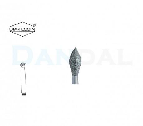 فرز الماسی مدل بشکه ای نوک تیز - DiaTessin