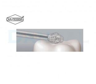 DiaTessin - Diamond Burs - Barrel